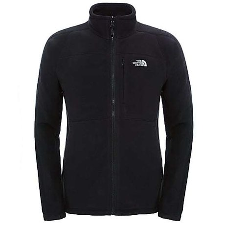 Мъжки полар The North Face M 200 SHADOW FULL ZIP, TNF Черен